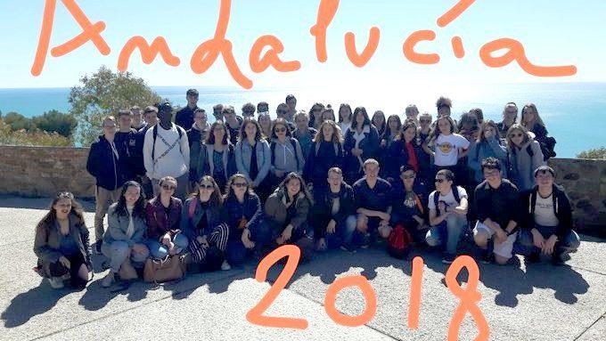 Voyage en Andalousie 2018